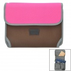 Thecoopidea CP-PDM-SMPNK Multifunctional Folding Diving Fabric Pouch for Ipad MINI - Mulitcolored