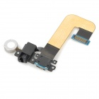 P8110 USB Charger Dock Connector Flex Cable for Samsung P8110 - Black + Golden