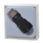 HDMI Male to VGA Female + 3.5mm Audio Output - Black