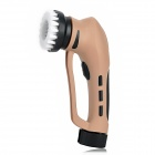 TOKUYI TOSXJ Electric Shoe Brush - Brown + Black (2-Flat-Pin Plug / 220V)