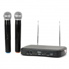 Shinco S2300 Professionelle Wireless Microphone - Schwarz