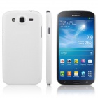 ENKAY Protective Plastic Back Case Cover for Samsung Galaxy Mega 5.8 i9150 / i9152 - White