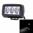 20' Flood Beam 12W 960lm 6000K Work / Daytime Running Light / Off-Road Lamp w/ 3 x Cree XP-E