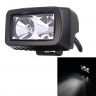 20' Flood Beam 8W 640lm 6000K Work Light / Daytime Running / Off-Road Lamp w/ 2 x Cree XP-E