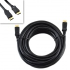 CMI High Speed DP 1.2 Male to Male Connecting Cable for Computer / Printer / Mouse - Black (10m)