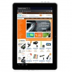 "AOCOS PX103 10.1"" IPS Quad Core Android 4.2 Tablet PC w/ 2GB RAM / 16GB ROM / HDMI - Silver + Black"