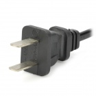 KDDS04 E27 LED Light Extending Cable Pedal Switch - Black (1.8m)