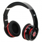 Syllable G08S-001 Folding Design Wireless Bluetooth V4.0 + EDR Stereo Headphone w/ Mic - Black