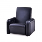 Siri's Couch SC-04-SB PU Cell Phone Holder for Iphone 4 / 4S / 5 - Black