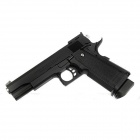 Tokyo Marui Hi Capa 5.1 Government Model Gas Blow Back System - Black