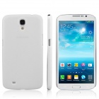 ENKAY Protective Plastic Back Case for Samsung Galaxy Mega 6.3 i9200 / i9208 - White