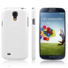 ENKAY Protective Plastic Back Case Cover for Samsung Galaxy S4 / i9500 - White