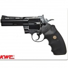 KWC Python 357 (ABS Version, 4inch, Black) Revolver