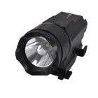SingFire SF-803 Cree XP-E Q5 200lm 2-Mode Tactical Pistol Flashlight - Black (1 x CR123A)