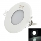 Cnlight CNTT0402PW 4W 210lm 5500K LED Cool White Light Down Lamp - White