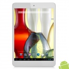 "Mahdi M85 7.85"" Dual Core Android 4.2.2 Tablet PC w/ 1GB RAM / 8GB ROM / HDMI - Silver + White"