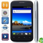 "MP991 (sphs on hsdroid) Android 2.3.6 GSM Bar Phone w/ 4.0"", Quad-Band, FM and Wi-Fi - Black"