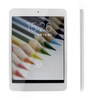 "ANDRORA Rose 7.85"" IPS Android 4.2.2 Quad Core Tablet PC w/ 1GB RAM, 16GB ROM - White + Silver"