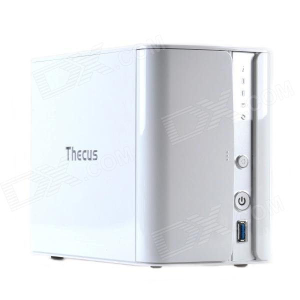 THECUS N2520 Network Attached Storage - White