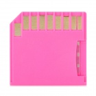 DoSeen Platten SD-Adapter - Pink