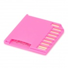 DoSeen Disk SD Card Adapter - Pink