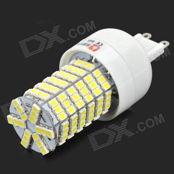 купить Lexing Lighting LX-YMD-012 G9 4W 450lm 7500K White 144-SMD 3528 LED Light Bulb - White + Yellow недорого