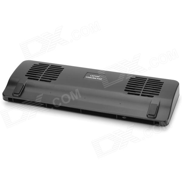 C6 Laptop Cooling Pad - Black