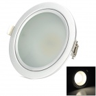 Kingland KLD-C5-P 5W 230lm 3500k Warm White COB LED Down Light - Silver