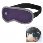Naturehike-NH Travel Lavender Sleeping Eye-Shade Mask - Deep Purple + Grey