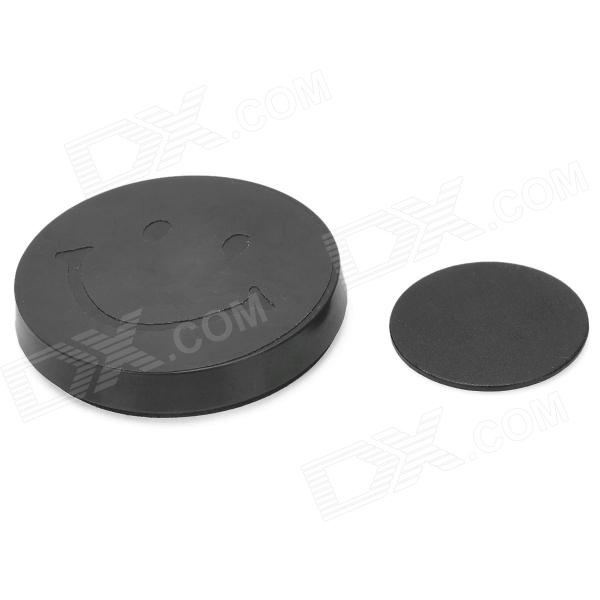 Universal Magnetic Holder for Cellphone - Black (Max. Load 3Kg)