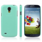 ENKAY Protective Plastic Back Case Cover for Samsung Galaxy S4 / i9500 - Blue