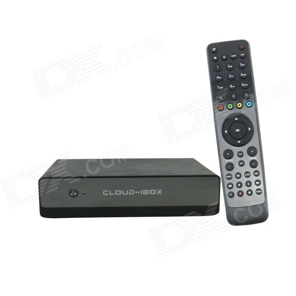 CLOUD-IBOX Mini Vu+Solo Full HD DVB-S2 Satellite Receiver w/ Youtube, IPTV, Gmail, CCcam. Newcamd s930a hd dvb s s2 twin tuner nagra 3 satellite receiver w wi fi black
