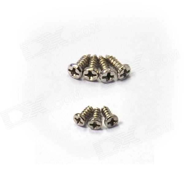 Hubsan H107-A07 R/C Quadcopter Spare Parts Screw Set - Silver