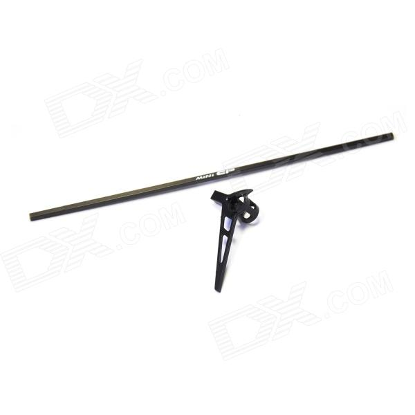 Walkera HM-Mini CP-Z-12 Tail Boom for Genius / Mini / Super CP R/C Helicopter - Black compatible projector lamp for hitachi dt01151 cp rx79 cp rx82 cp rx93 ed x26