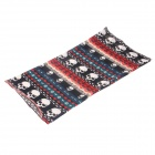 Multi-function Skull Pattern Outdoor Sports Seamless Head Scarf - Colorful