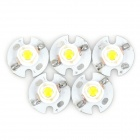 Eipstar JR 3W 180lm 5500K Neutral Luz LED Module - White (5 PCS)