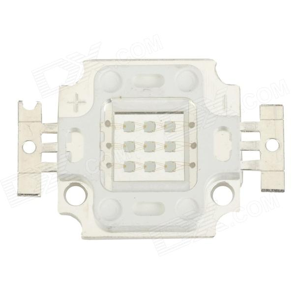 TaiWan New Century JZ-10W-B-FX 10W 270lm Square LED Blue Light Module - White (9~10V) brand new original osram p vip 200 1 0 e20 6 projector lamp bulb
