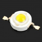 Eipleds 45Mil-3W 190lm 5600k Neutral White LED Lamp Bead - Silver + White (50 PCS)