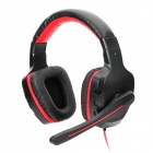 Somic G7 Headband Super Bass Gaming Headphone w/ Microphone - Black + Red
