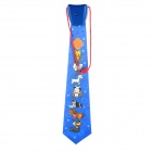 5366-3 Animal Music Tie Toy for Kids - Blue