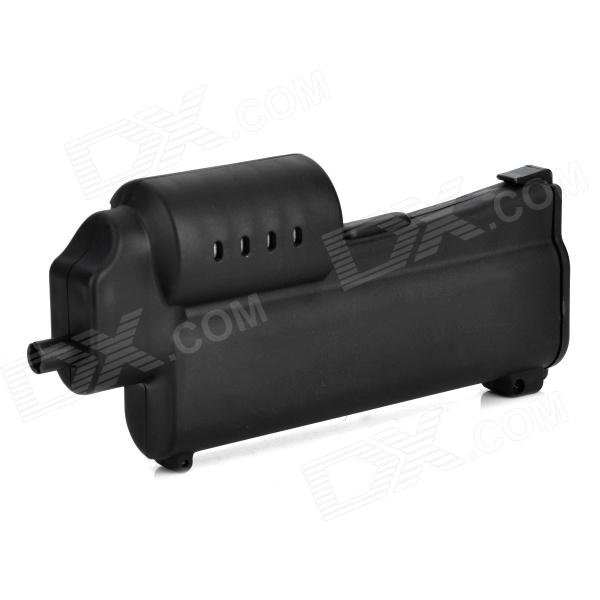 где купить HSP 70111 Electric Power Starter for Nitro / SH 16 / 18 / 12 / 28 Engine Truck / Car - Black дешево