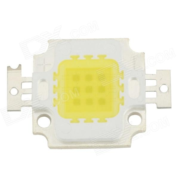 10W 800lm 6500K White Light LED Square Module