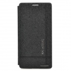 KALAIDENG ICELAND Series Protective Case for HTC Desire 606W - Black
