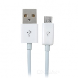 USB 2.0 to Micro USB Data Charging Cable for HTC / Samsung - White(2M)