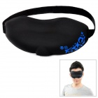 Zero Zone L037 Comfortable Wagon-headed Eye Mask - Black