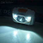 Sunree Youdo2 122lm 7-Mode Headlamp w/ Cree XR-E R3 + 2-LED (3*AAA)