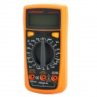 "LODESTAR LD3801A Handheld 2.0"" LCD Digital Multimeter / Voltmeter / Ohmmeter - Orange + Deep Grey"