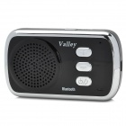 VALLEY i9300 Dual Standby Sonnenblende montiert Bluetooth V4.0 + EDR Bluetooth Handsfree Car Kit