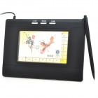 Wencai USB 2.0 Hand Writing Tablet w/ Mouse Function - Black
