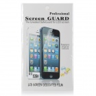 Protective Clear Screen Protector Film Guard for Sony S39h Xperia C - Transparent